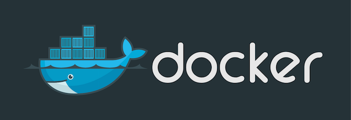 The Docker logo.